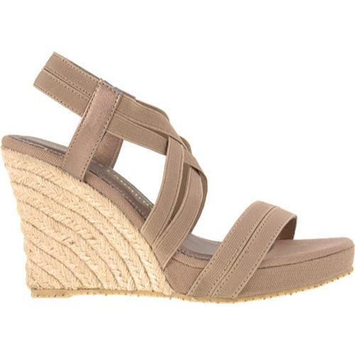 Women's Chinese Laundry De Lux Taupe Stretch Gore - Thumbnail 1