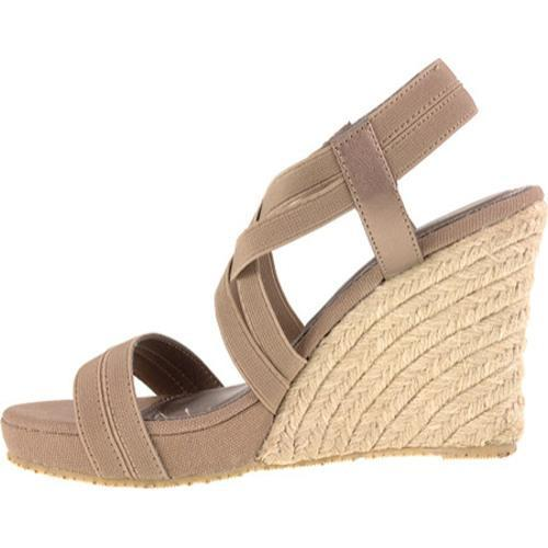Women's Chinese Laundry De Lux Taupe Stretch Gore - Thumbnail 2
