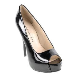 Women's Chinese Laundry Hotness Black Patent