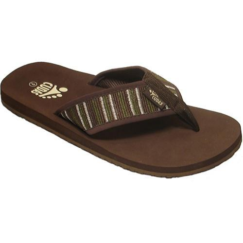 Men's Cudas Kook Brown