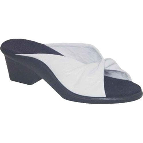 Women's Curvetures Mary One 410 White Nappa