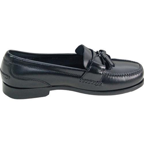 Men's David Spencer Romeo Black Leather