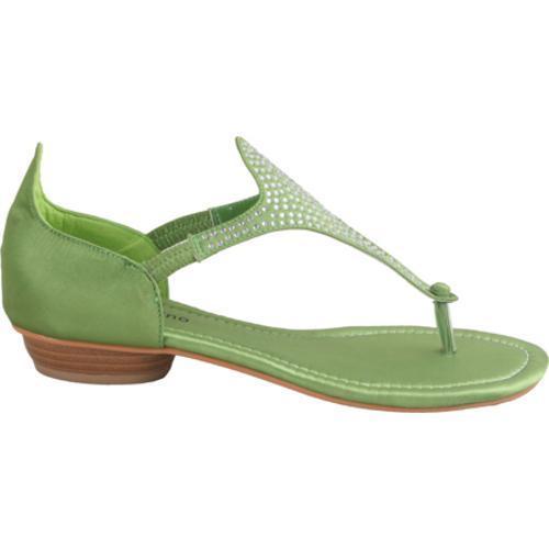 Women's Da Viccino Ronni Green Silk - Thumbnail 1