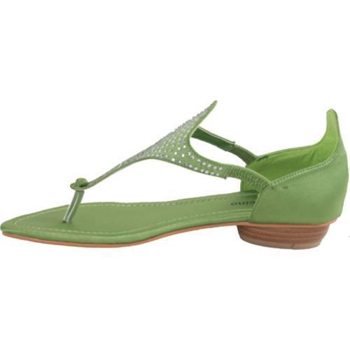 Women's Da Viccino Ronni Green Silk - Thumbnail 2