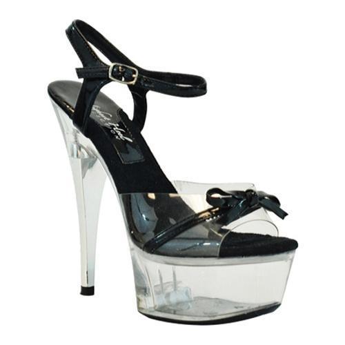 Women's Highest Heel Delicate Black Patent