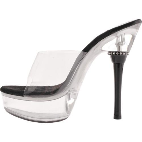 Women's Highest Heel Rod Black Heel - Thumbnail 2