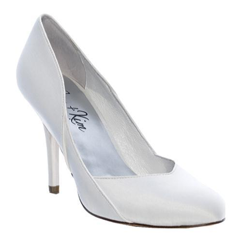 Women's Jen + Kim Darling White Satin
