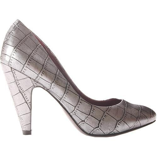 Women's Jessica Simpson Maura Black Speckled Glass Croco - Thumbnail 1