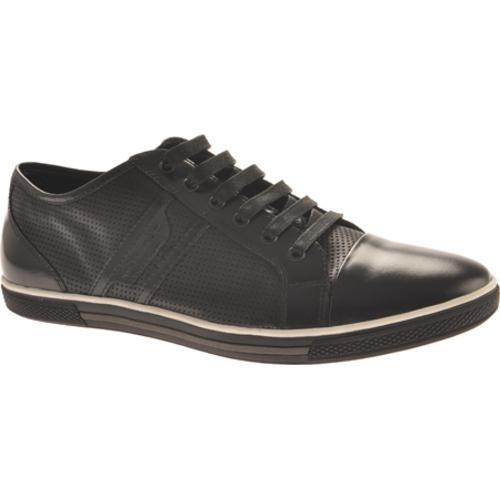 Men's Kenneth Cole New York Down N Up Black Leather