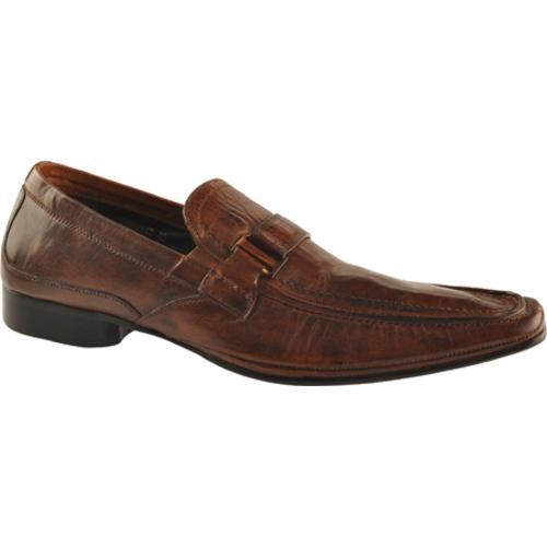 Men's Kenneth Cole New York San Tro Play Cognac Leather - Thumbnail 0