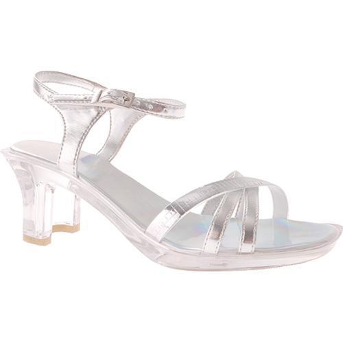 Girls' Kenneth Cole Reaction Dan-cin shoes 2 Silver Metallic