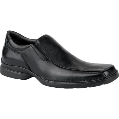 Men's Kenneth Cole Reaction Punchual Black Leather