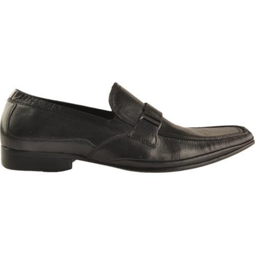 Men's Kenneth Cole New York San Tro Play Black Leather - Thumbnail 1