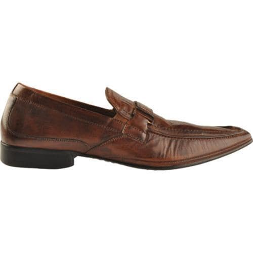 Men's Kenneth Cole New York San Tro Play Cognac Leather - Thumbnail 1