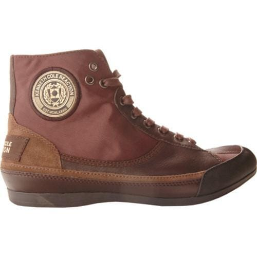 Men's Kenneth Cole Reaction Speed Ball Brown Leather - Thumbnail 1