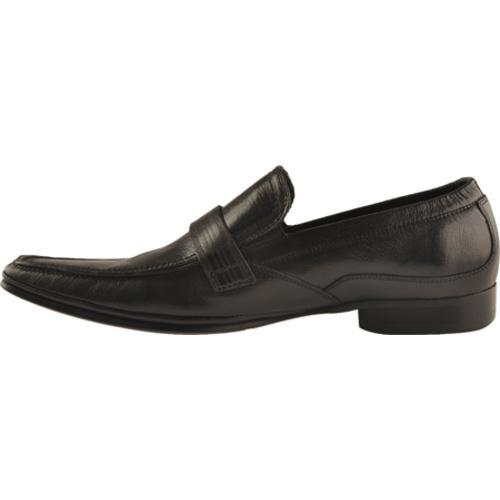 Men's Kenneth Cole New York San Tro Play Black Leather - Thumbnail 2