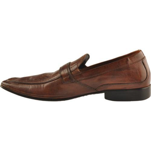Men's Kenneth Cole New York San Tro Play Cognac Leather - Thumbnail 2
