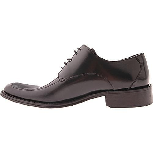 Men's Kenneth Cole New York Town Hall Black Leather - Thumbnail 2