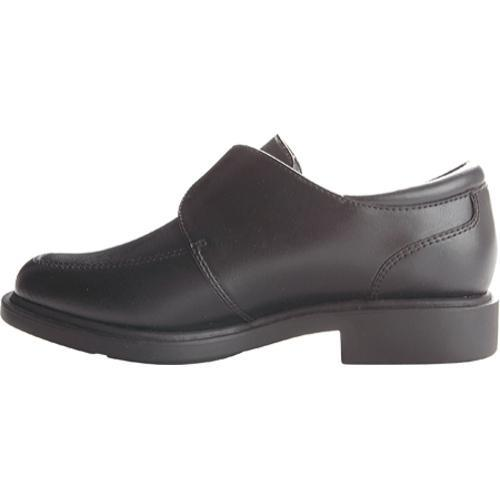 Boys' Kenneth Cole Reaction Fast Cash 2 Black Box Leather - Thumbnail 2