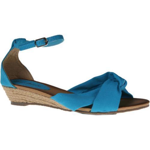 Women's L & C Zoe-2 Turquoise