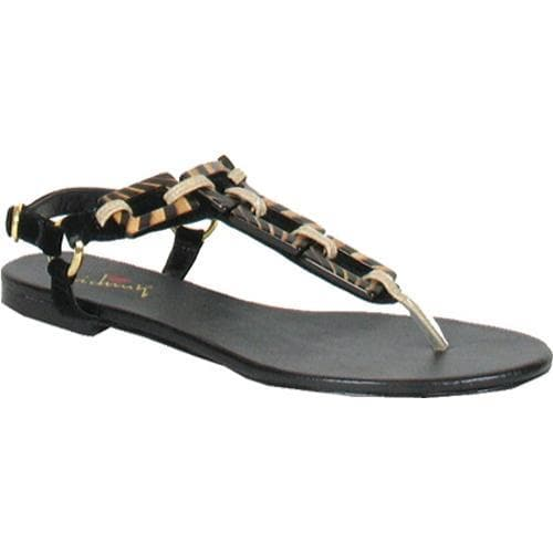 Women's Luichiny Coco Mo Black Imisuede
