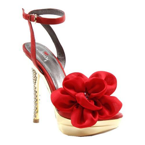 Women's Luichiny Lookin Up Red Leather
