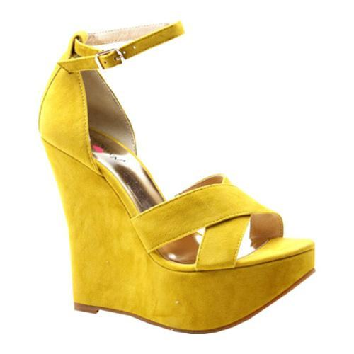 Women's Luichiny Not Enough Yellow Imi Suede