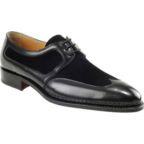 Men's Mauri 3001 Black Nappa Calf/Suede