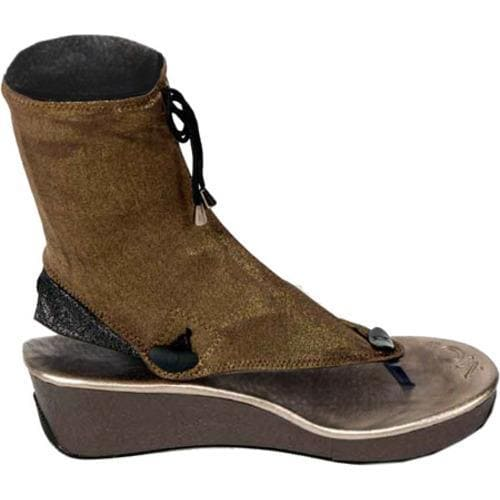 Women's MODZORI Zoria Mid Pewter/Metallic/Bronze