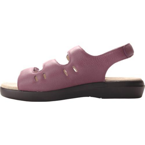Women's Propet Breeze Walker Purple Smooth - Thumbnail 2