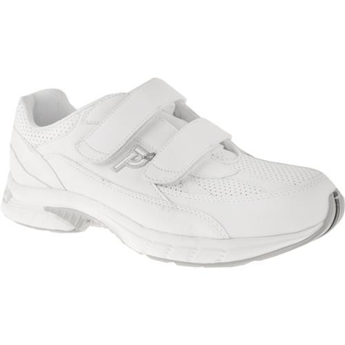 Men's Propet Fast Walker Strap White