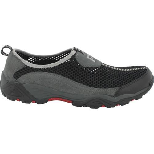 Men's Propet Escape Black/Grey - Thumbnail 1
