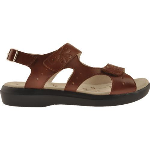 Women's Propet Rainbow Teak Brown