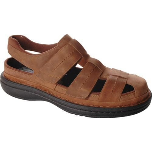 Men's Propet Resort Walker Brown - Thumbnail 0