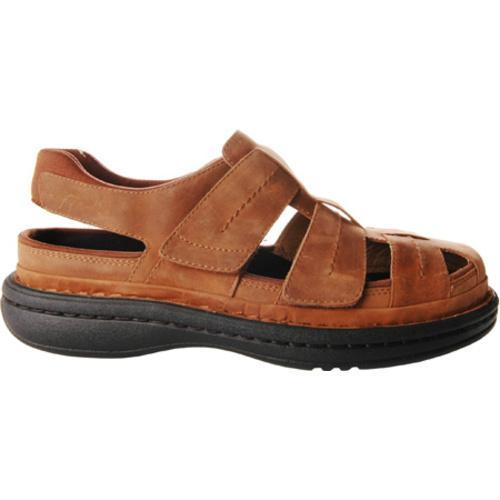 Men's Propet Resort Walker Brown - Thumbnail 1