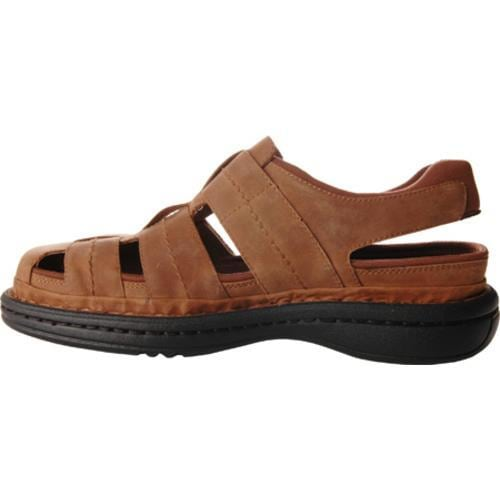 Men's Propet Resort Walker Brown - Thumbnail 2