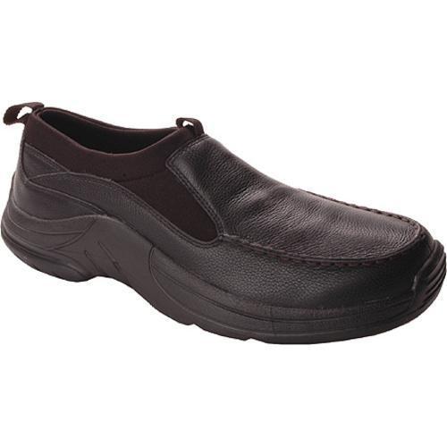 Men's Propet Steplite Walker™ Black Grain/Black