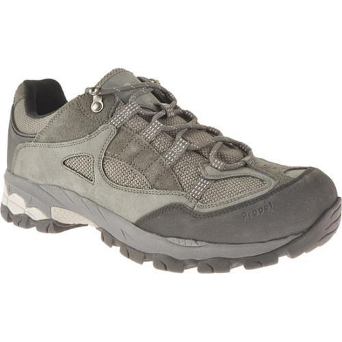 Men's Propet Stevens Pewter/Dark Grey