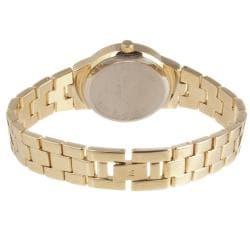 Monument Women's Goldtone Elegant Fashion Watch - Thumbnail 1