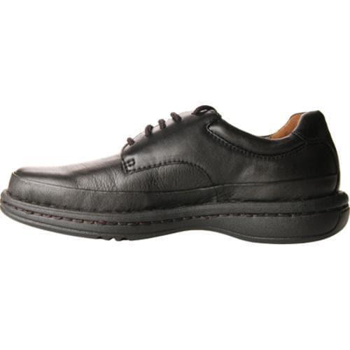 Men's Propet Toledo Walker Nappa Black Leather - Thumbnail 2