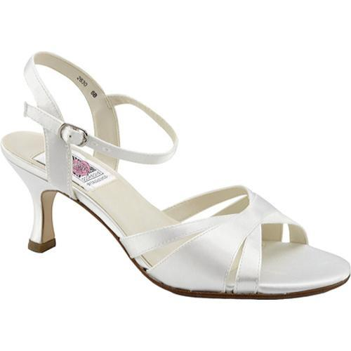 Women's Special Occasions Jackie White Satin