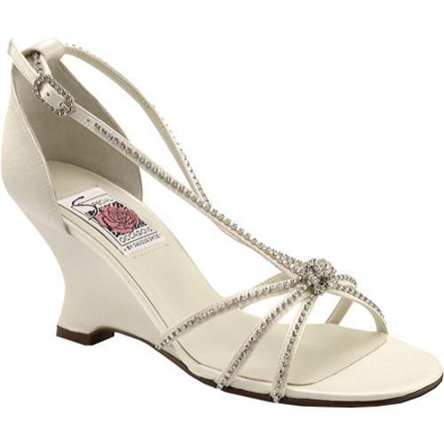 Women's Special Occasions Lily Ann Light Ivory Silk