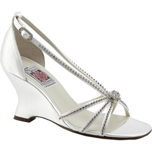 Women's Special Occasions Lily Ann White Satin