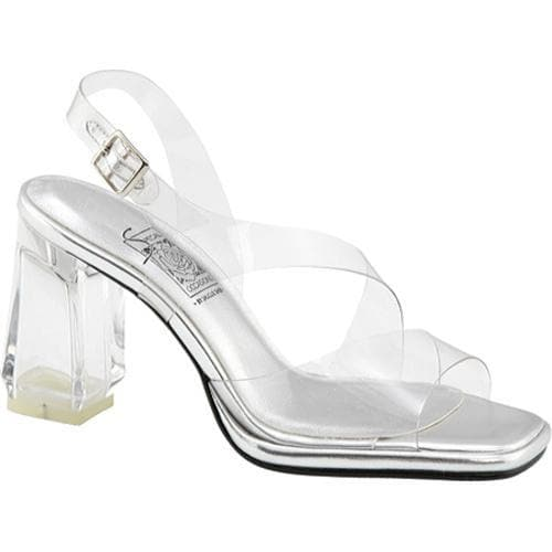 Women's Special Occasions Palace Clear/Silver