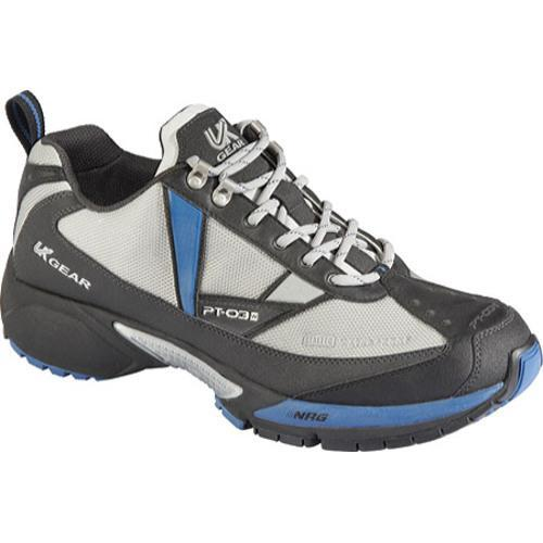 Men's UK Gear PT-03 Winter Black/Charcoal/Silver/Athens Blue