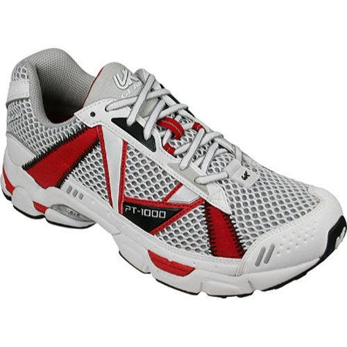 Women's UK Gear PT-1000 NC White/Chili Pepper/Black/Silver