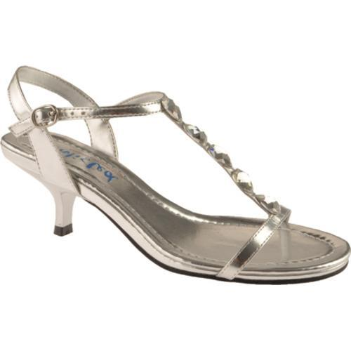 Women's Unlisted by Kenneth Cole Kind Care Silver Metallic PU
