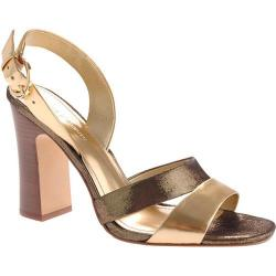 Women's Vince Camuto Java Gold Metallic Vachetta/Metallic Rasso