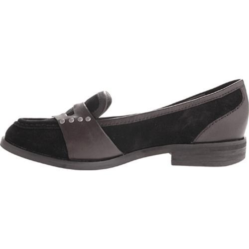 Women's Vince Camuto Marty Black/Black Oily Crosta/Pull Up Goat - Thumbnail 2