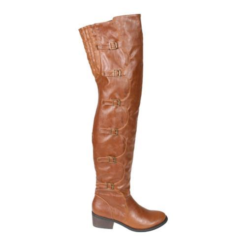 Women's Westbuitti Colin 6 Tan - Thumbnail 1